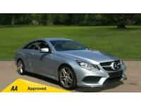Mercedes-Benz E-CLASS E250 CDI AMG Sport 7G-Tronic - Parktronic with Act Auto Co