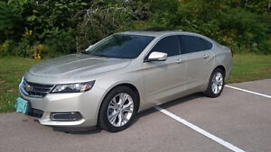 Chevrolet Impala 2LT includes set of winter tires on GM rims