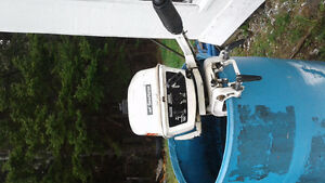 Pre-owned Boat motor