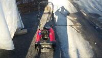 2011 Toro Power Clear 180 gas snowblower, brand new carburetor