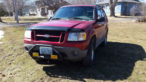 2002 Ford Explorer Sport 4WD - REDUCED