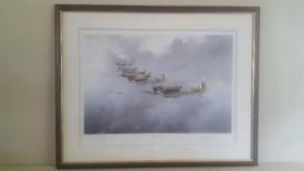 Spitfire WW2 - Seek & Destroy - 41Sqn - By Robin Mills