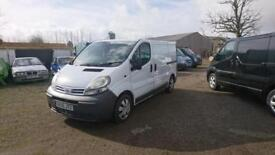 Nissan Primastar 1.9dCi 100ps SE 2700 SWB, 120000 miles, New Cambelt & Service