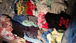 3 to 6 month clothing some 6 to 9 . For boy