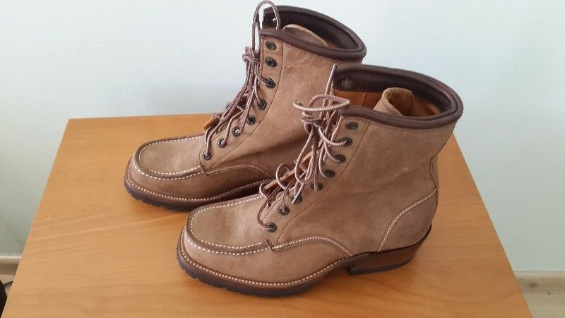 Red Wing Heritage Women's Boots.