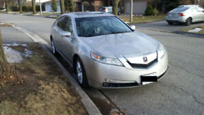 2011 Acura TL with Tech Package