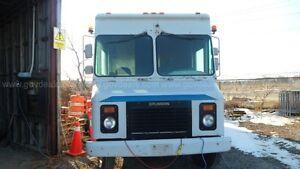 Grumman Van perfect for food truck or ice cream truck