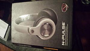 N-pulse monster headphones
