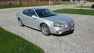 2004 Pontiac Grand Prix Sedan    MUST SELL  OBO