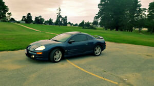 2004 Mitsubishi eclipse GT V6 $3500 obo  (Moving soon need gone)