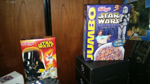 Star wars cereal!