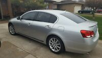 2007 Lexus GS 350 AWD Sedan in Excellent Condition