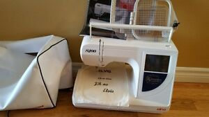ELNA 800 embroidery Machine