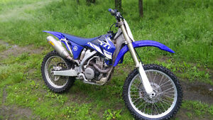 Yz450f ready to ride!.