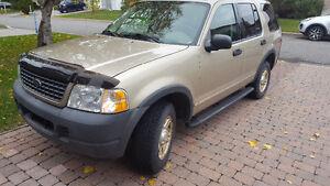 Ford Explorer 2003 4x4