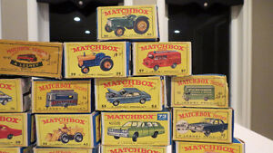 VINTAGE MATCHBOX LESNEY BOXED COLLECTION London Ontario image 3
