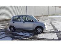 2003 03 PLATE Daihatsu Cuore 1.0 auto SL