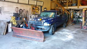 1997 Dodge Ram 1500 4x4 - needs work