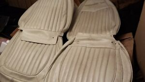 dart duster seat bucket covers mopar dodge plymouth 340 318 360