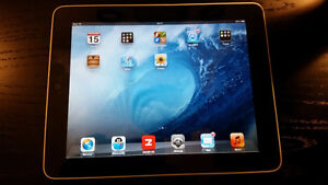 Good Condition iPad 1st 32G with case