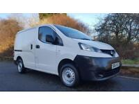 Nissan NV200 1.5dCi ( 85bhp ) SE *NO VAT TO PAY**6 MONTHS WARRANTY**