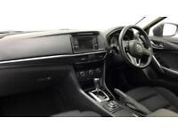 2014 Mazda 6 Mazda Diesel Saloon SE-L Nav Diesel blue Automatic