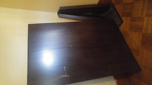 100$ obo counter height table for sale Windsor Region Ontario image 2