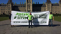 Full Service Junk Removal 613-699-6636