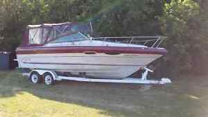 1987 23.5 ft Searay Cuddy Cab   new pics
