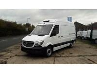 Mercedes-Benz Sprinter 2.1CDI 313 BlueEFF MWB Refrigerated van