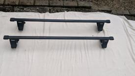 Thule roof bars 126cm