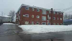 12 McKenzie Ave. Moncton Apartment! Heat & Light Included !