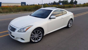 2008 Infiniti G37S - Sport Coupe - Fully Loaded