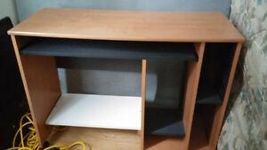Desks / queen mattresses /  kitchen table / kitchen island ect