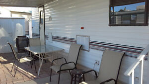 36 ft Travel Trailer www.westwindrvgolfresort.com 5* resort