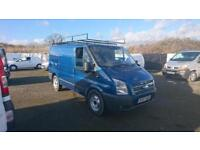 Ford Transit 2.2TDCi Duratorq ( 85PS ) 260S ( Low Roof ) 2007.5MY 260 SWB,