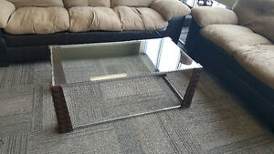 Ashley furniture Kidenze coffee table w/2 end tables