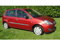 Ford Fiesta 1.25 2006.5MY Style Climate - FULL MOT - VERY TIDY