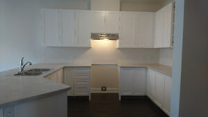 Kitchen countertop with sink and tap
