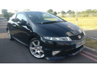 2008 Honda Civic 2.0i-VTEC ( Sat Nav ) ( HFT ) Type R GT +++HUGE SPEC+++