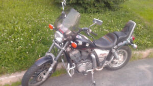 FOR SALE 1987 SHADOW 750-$600-OBO RUNS&DRIVES GOOD