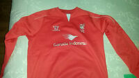 Liverpool soccer sweater