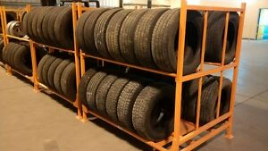 Martins Industries Folding Tire Racks - Only 6 remaining London Ontario image 2