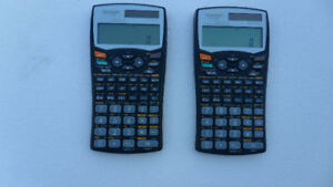 Calculatrice Sharp EL-520W