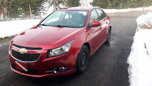 2014 Chevrolet Cruze LT RS Sedan
