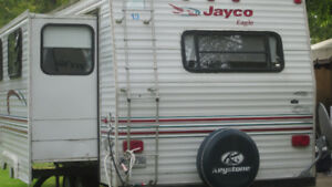 1998 Jayco Special Edition Fifth Wheel 24 ft