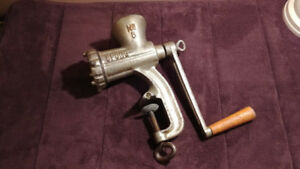Hachoir Antique Spong N.5