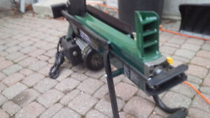 LOG SPLITTER BRAND NEW WITH 5 TONS CAN SPLIT BOTH ENDS Kawartha Lakes Peterborough Area image 2
