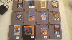 Nes and 10 games Stratford Kitchener Area image 2
