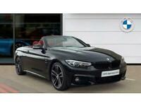 2020 BMW 4 Series 420d [190] M Sport 2dr Auto [Professional Media] Diesel Conver